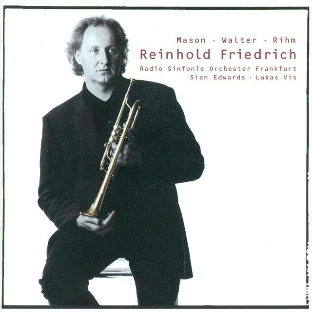 Walter, C.J.: 4 Pieces Against Stagnation / Rihm, W.: Marsyas / Mason, B.: Trumpet Concerto