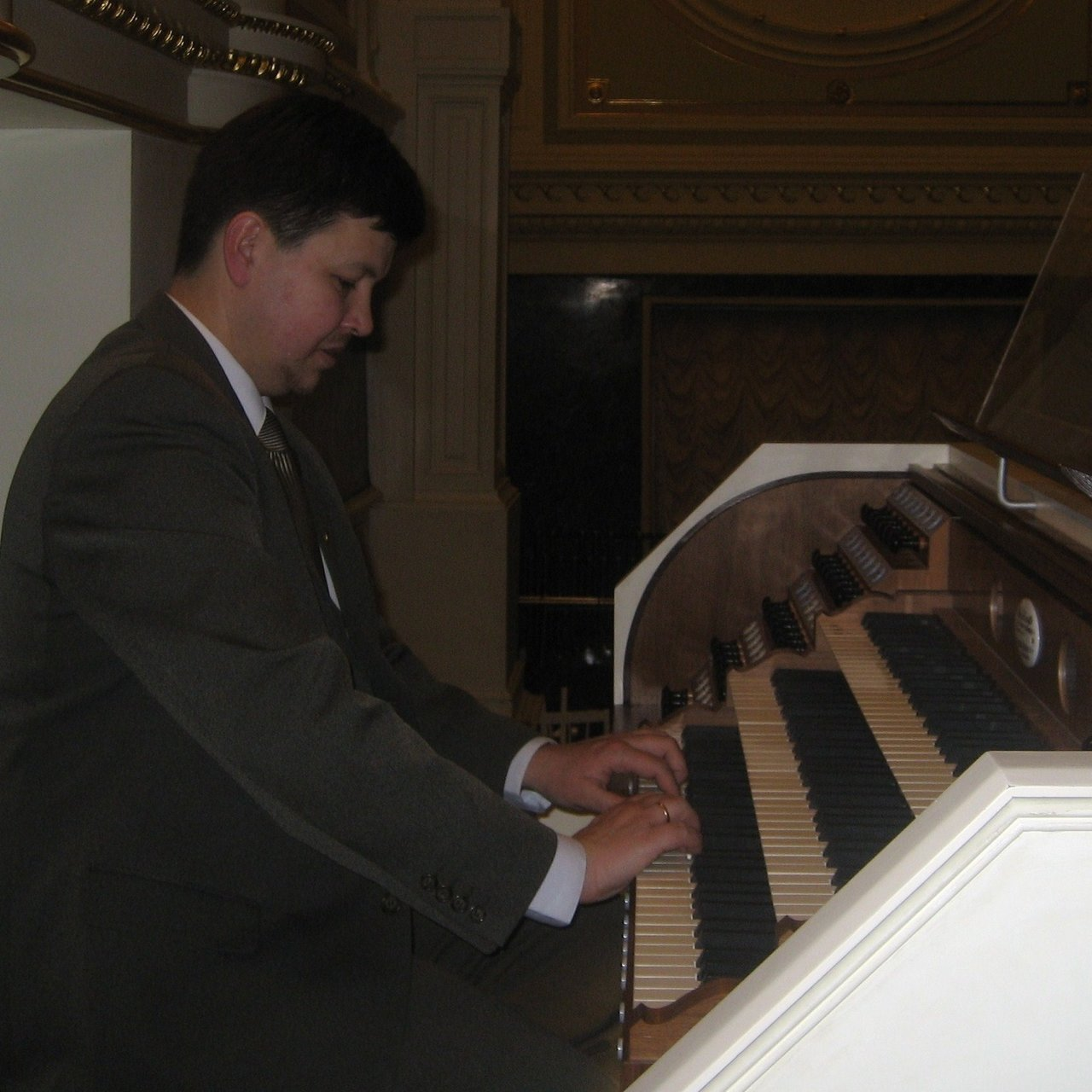 Organ of the Viennese Classicism Era (Live from St. Petersburg Academic Capella, February 25, 2010)
