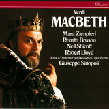 Verdi: Macbeth / Act 1 - Scena e Sestetto - Finale I: