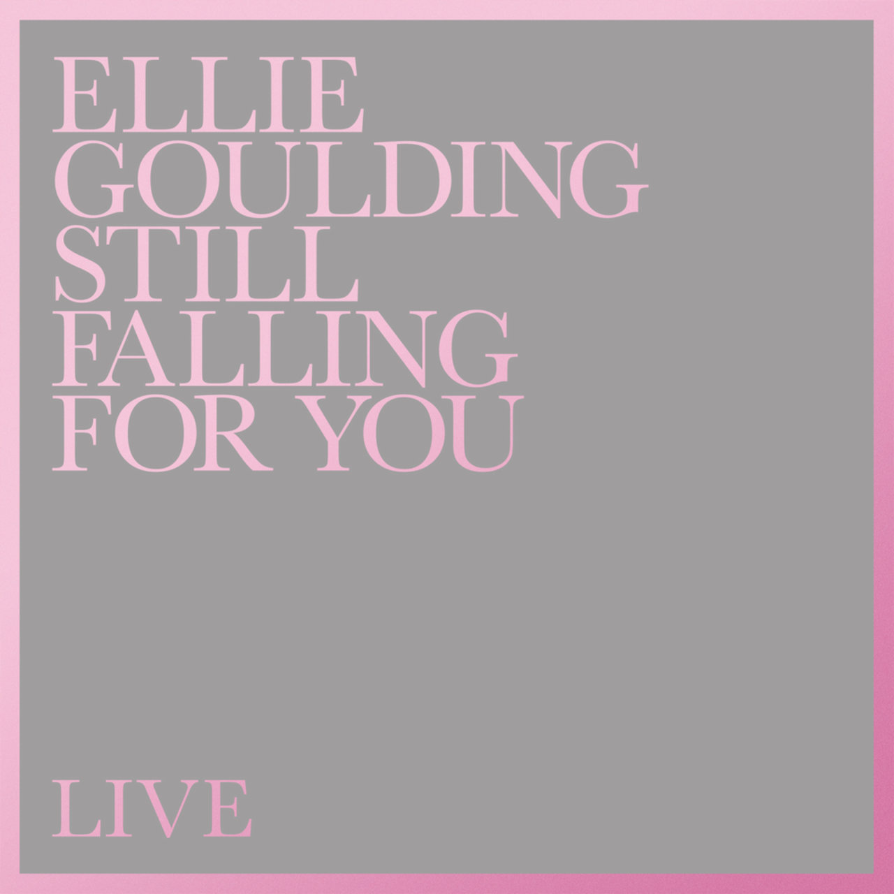 Still Falling For You (Live)