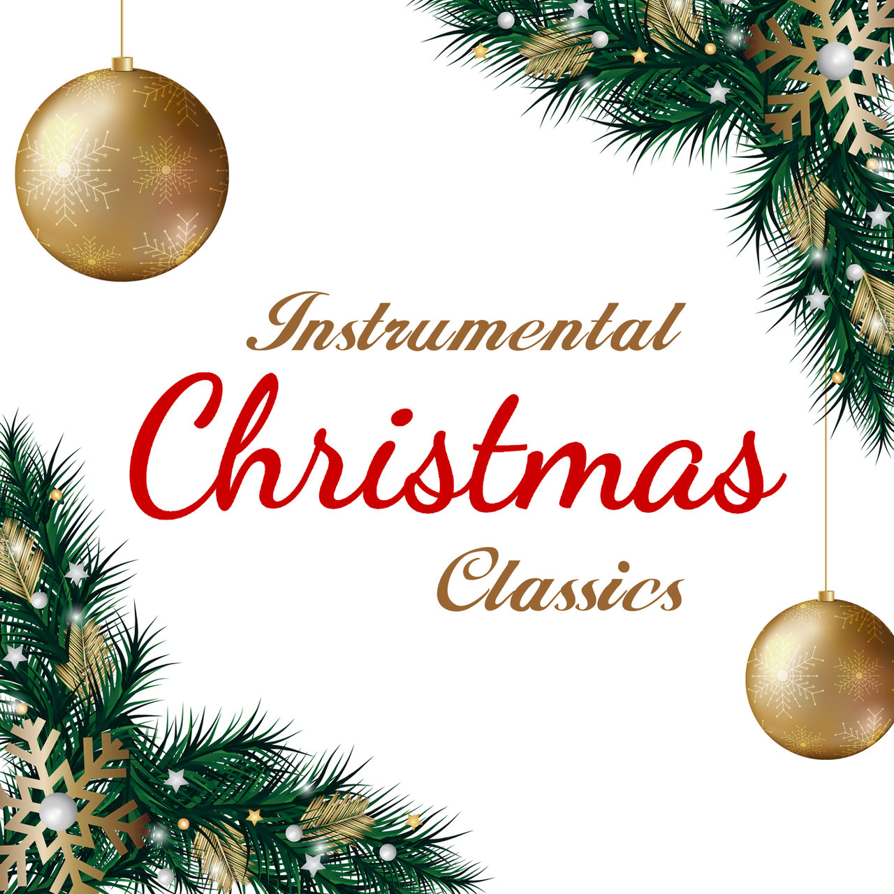 TIDAL: Listen to Happy Holidays: Instrumental Orchestra Christmas ...