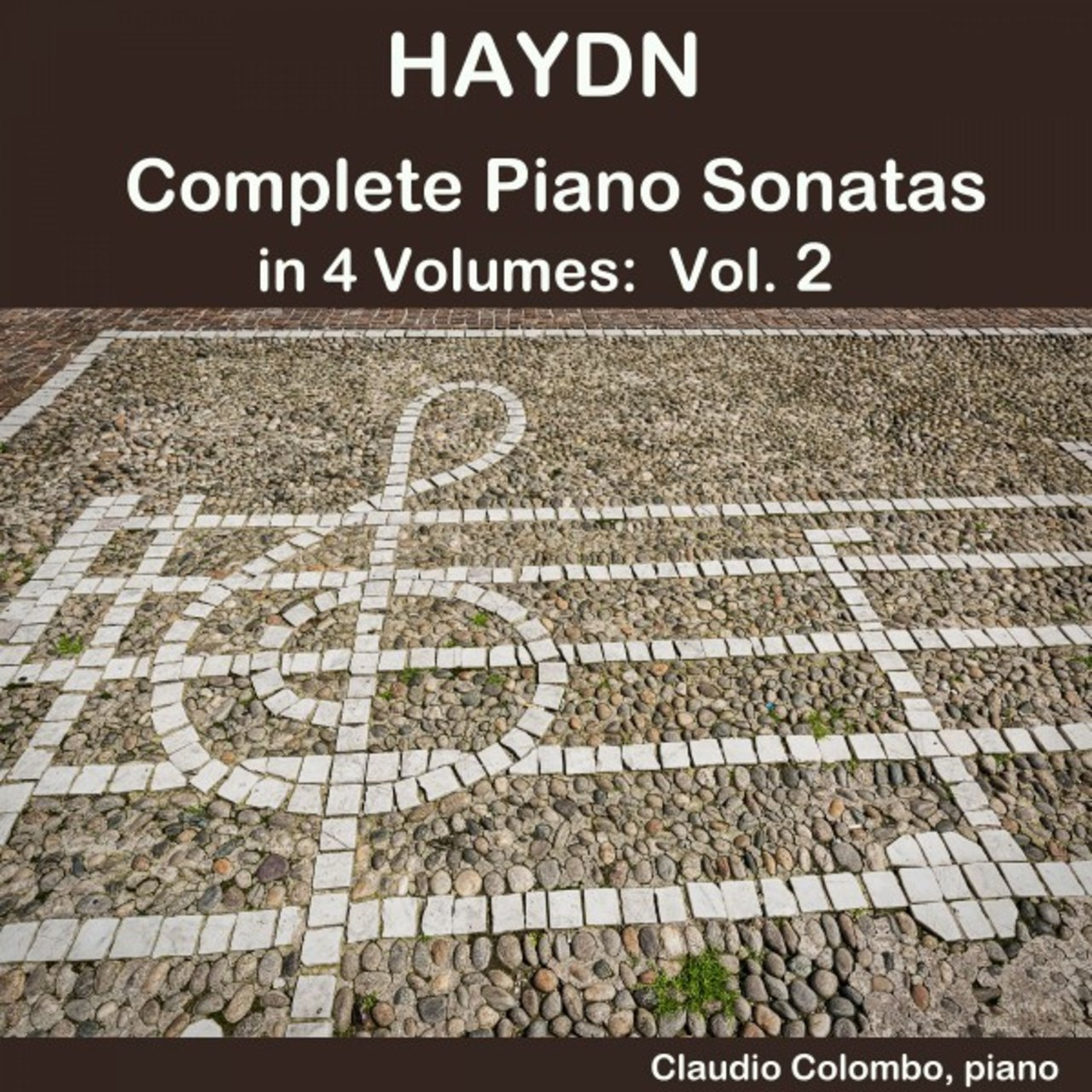 Haydn: Complete Piano Sonatas in 4 Volumes, Vol. 2
