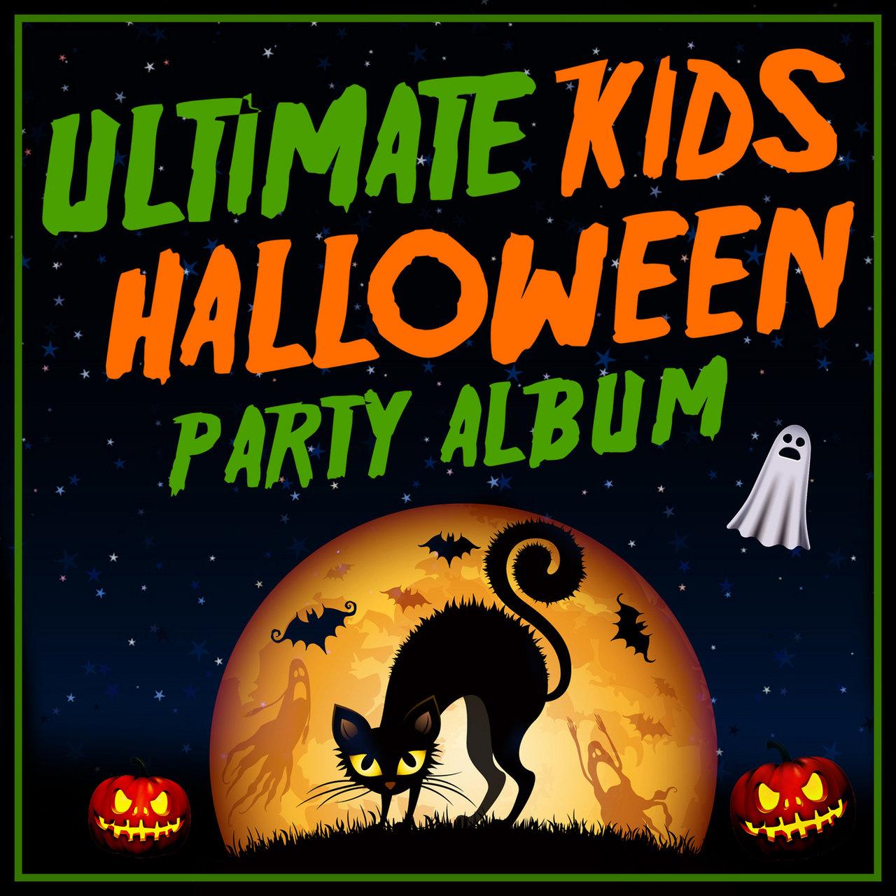 tidal: listen to ultimate kids halloween party album on tidal