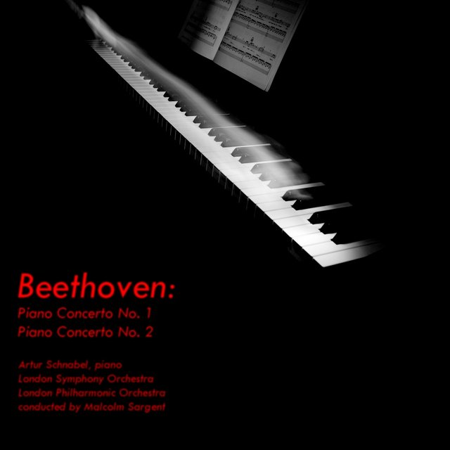 Beethoven: piano concertos 1 and 2