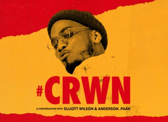 CRWN with Anderson .Paak