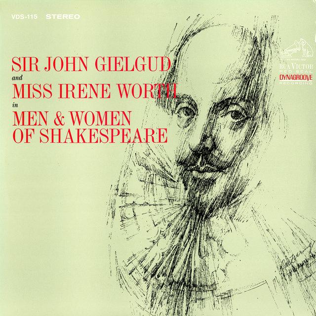 Sir John Gielgud's Favourite Scenes from 'Hamlet', 'Romeo