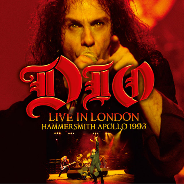 Live In London:Hammersmith Apollo 1993
