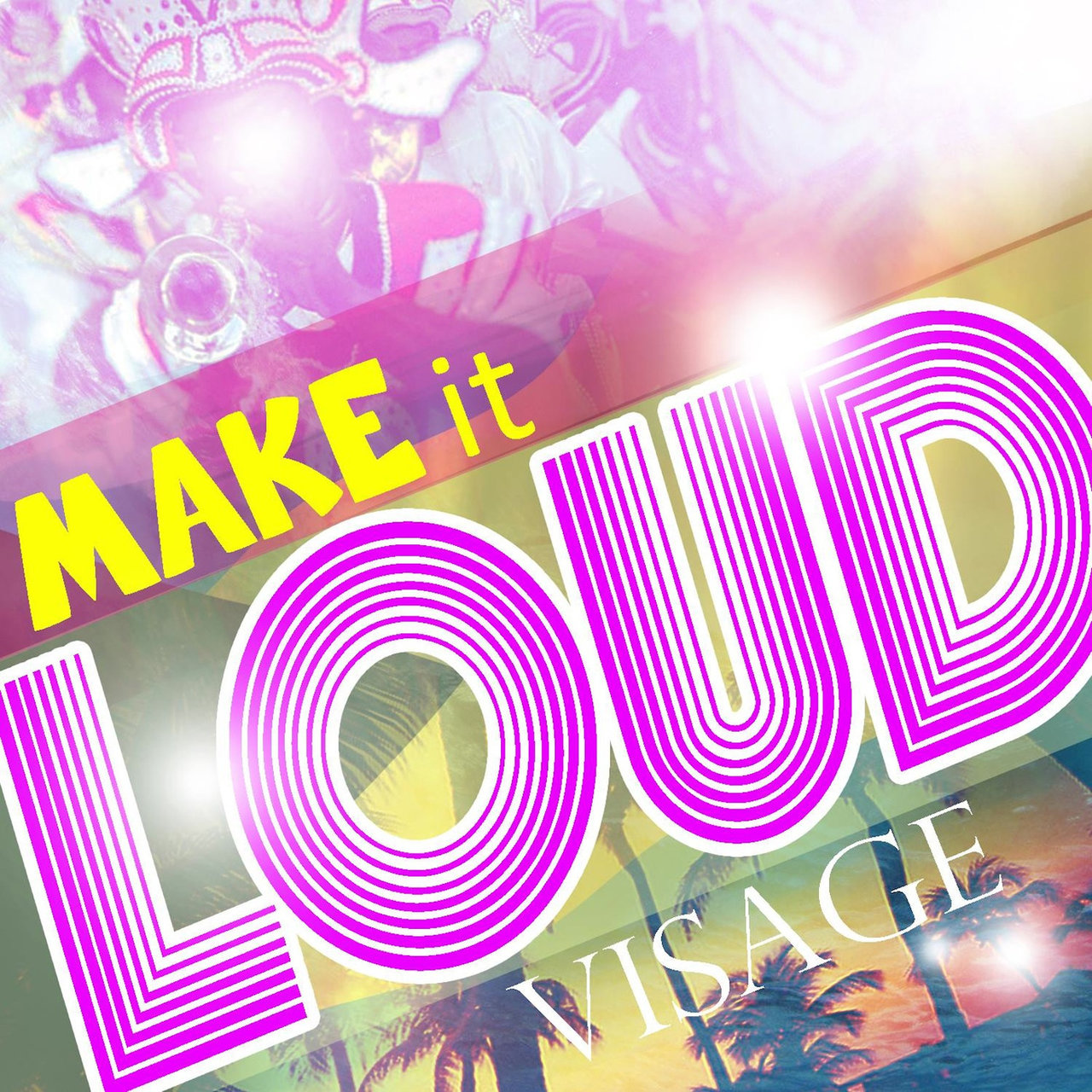 Make It Loud (feat. Wendi)
