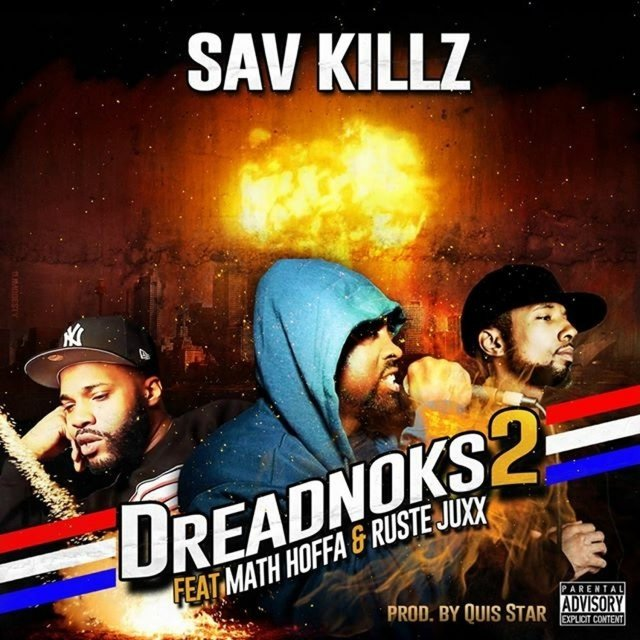 Dreadnoks 2 (feat. Math Hoffa & Rustle Juxx) - Single