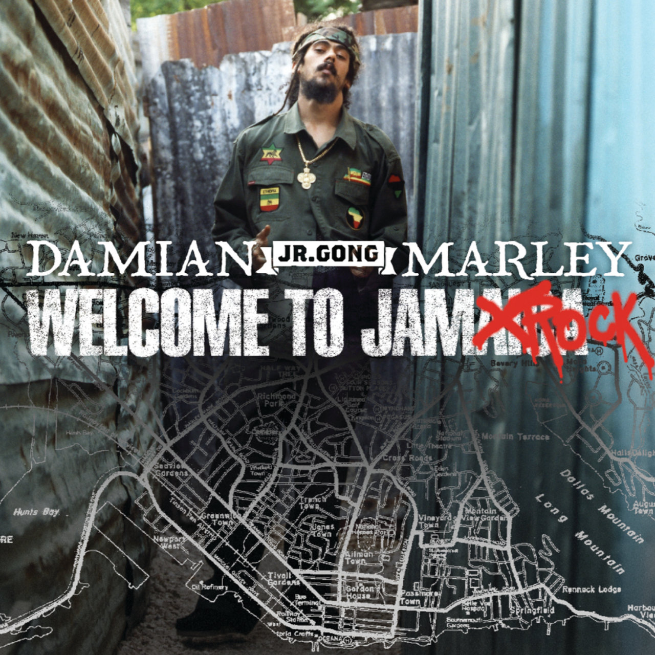 Welcome To Jamrock (UK Comm Single)