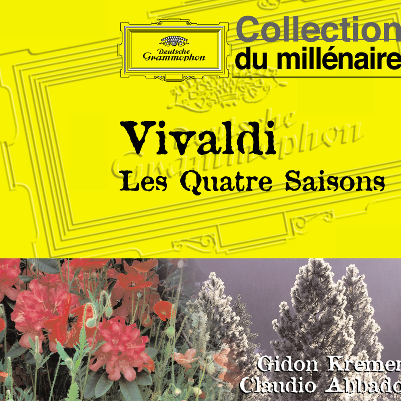 Vivaldi: The Four Seasons; Flute Concertos RV 433, RV 439, RV 428