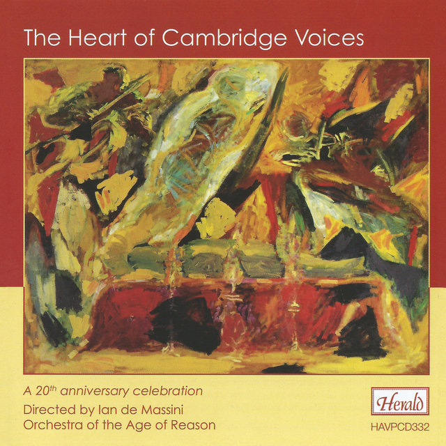 The Heart of Cambridge Voices: A 20th Anniversary Celebration