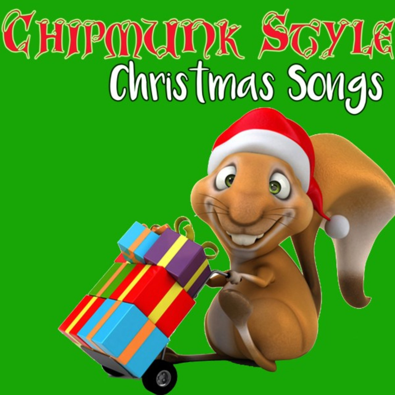 TIDAL: Listen to Chipmunk Style Christmas Songs on TIDAL