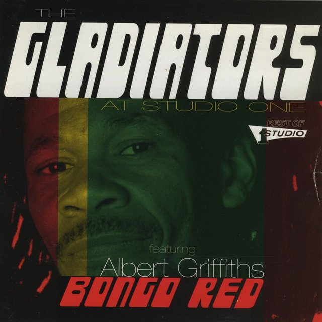 Bongo Red (feat. Albert Griffiths)