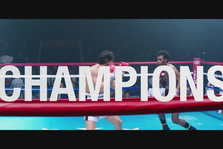 Champions (from the Motion Picture