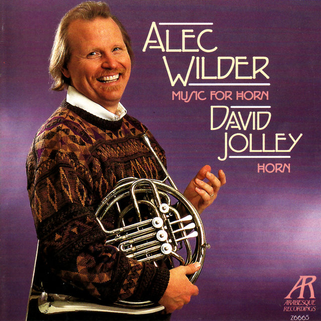 Alec Wilder: Music for Horn
