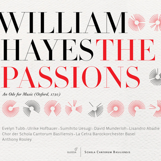 Hayes: The Passions