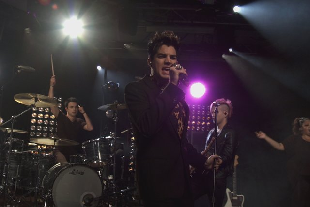 Trespassing (Clear Channel/iHeartRadio 2012)