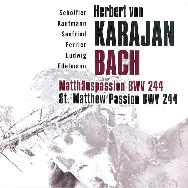 Bach: St. Matthew Passion (1950)