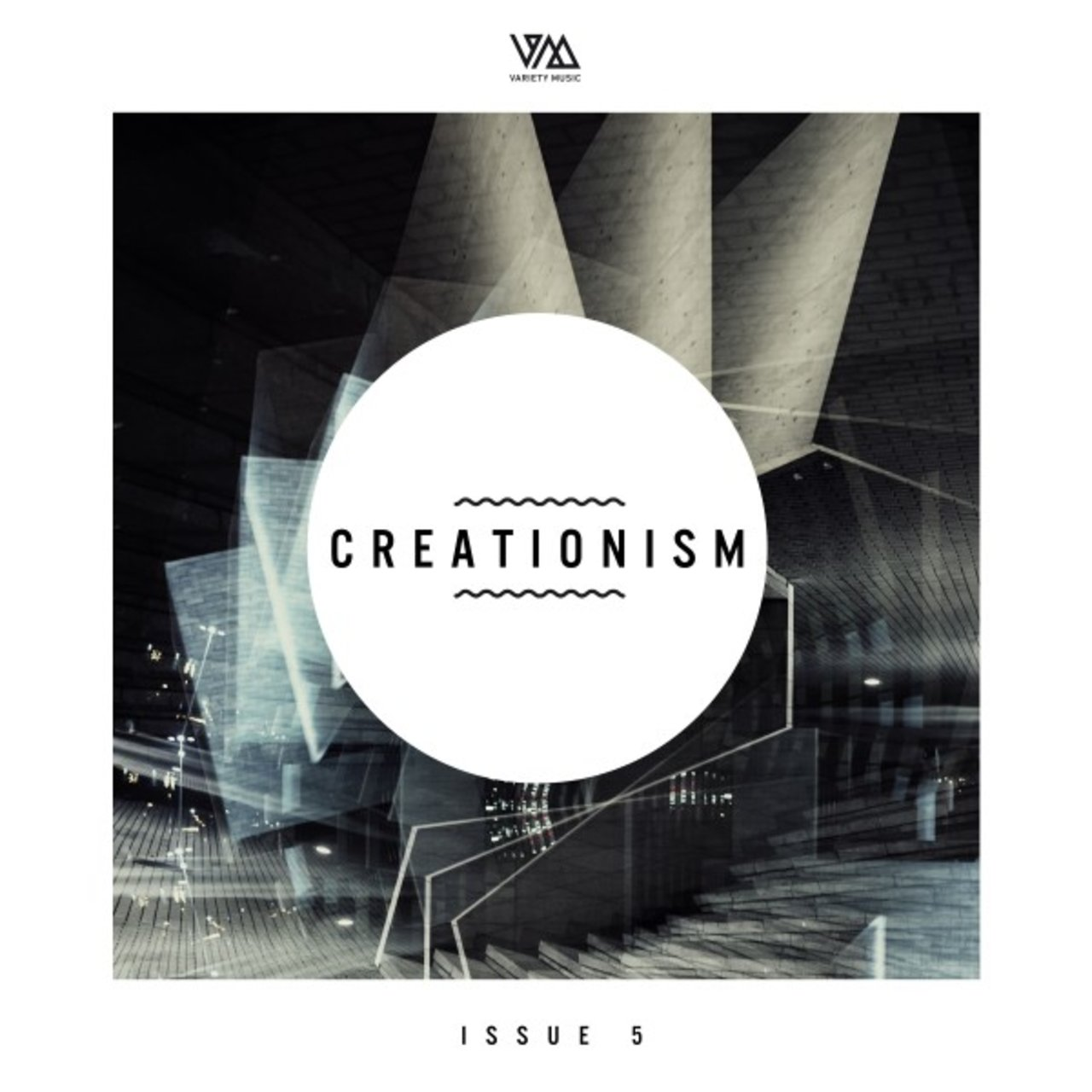Variety Music Pres. Creationism Issue 5