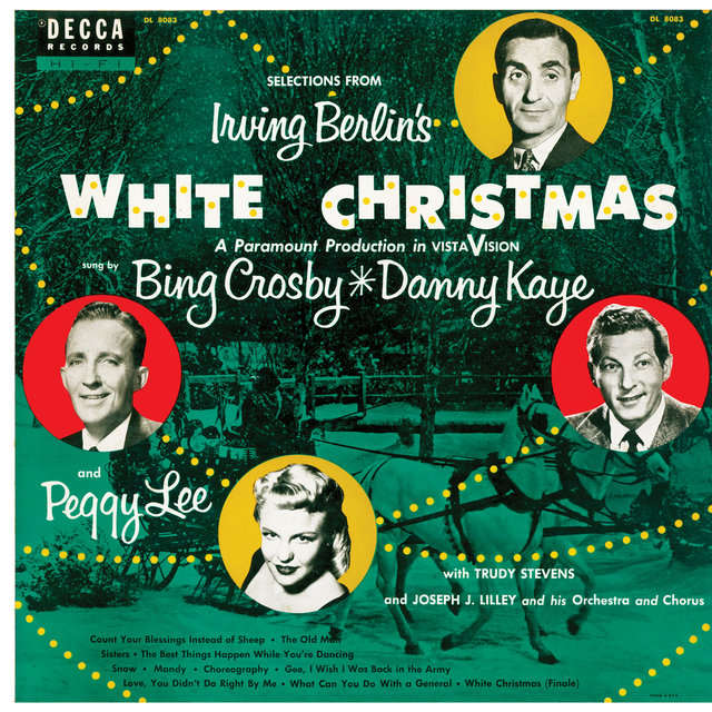 TIDAL: Listen to Selections From Irving Berlin's White Christmas on