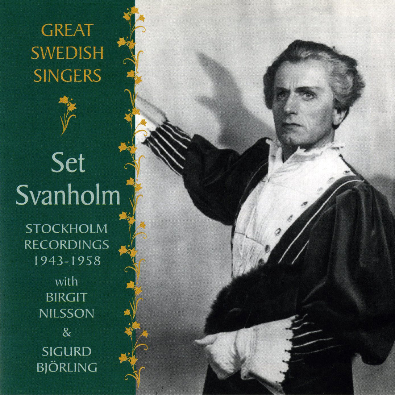 Tidal listen to great swedish singers set svanholm 1943 1958 on tidal - Durch wande horen app ...