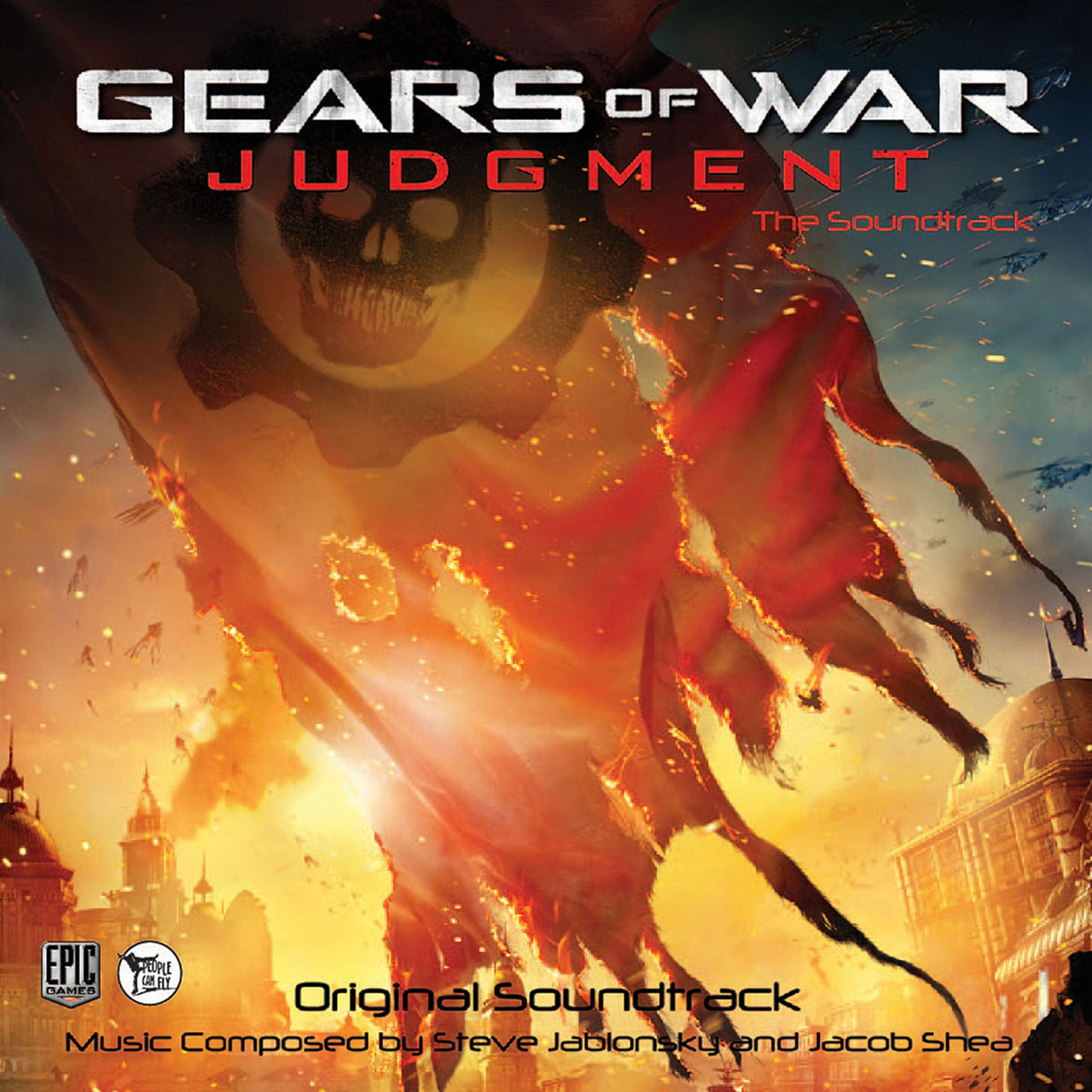 Gears Of War: Judgment Original Soundtrack