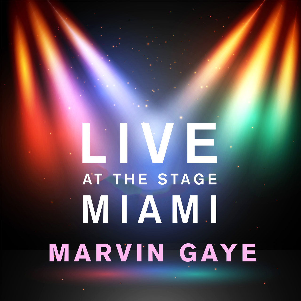 Marvin Gaye - Live at the Stage Miami