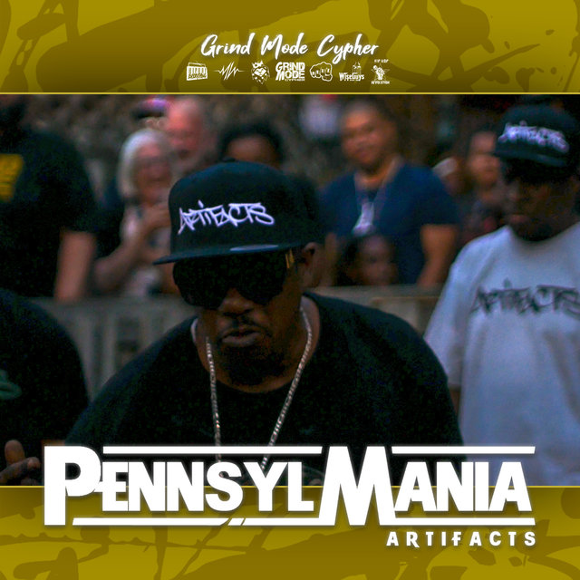 Grind Mode Cypher PennsylMania Artifacts