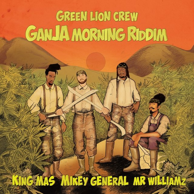 Ganja Morning Riddim - EP