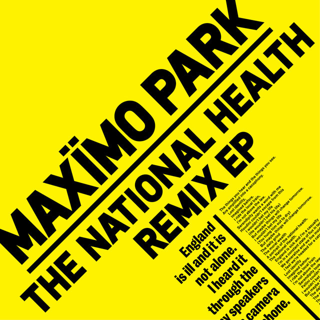 The National Health Remix EP