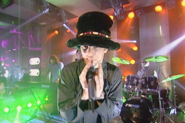 Virtual Insanity (Top Of The Pops 1996)