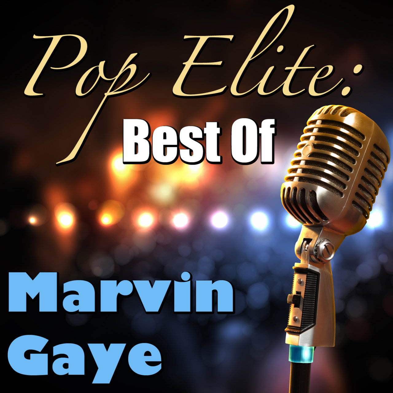 Pop Elite: Best Of Marvin Gaye