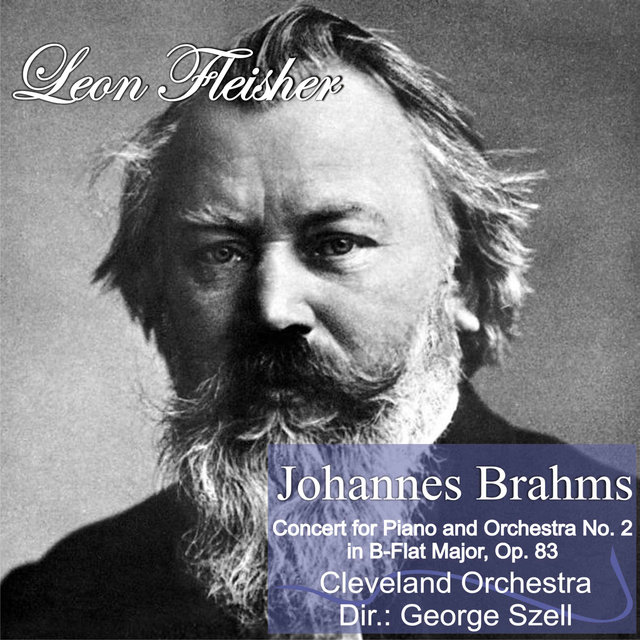 J. Brahms: Concert for Piano and Orchestra No. 2 in B-Flat Major, Op. 83