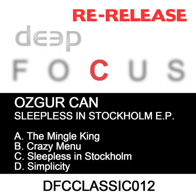 Sleepless In Stockholm EP