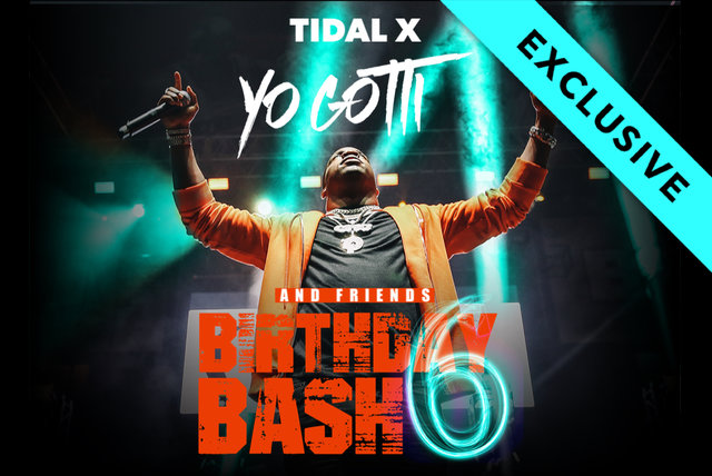 TIDAL X: Yo Gotti and Friends