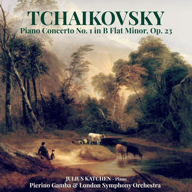 Tchaikovsky: Piano Concerto No. 1 in B Flat Minor, Op. 23