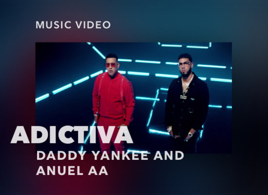 Daddy Yankee and Anuel Aa