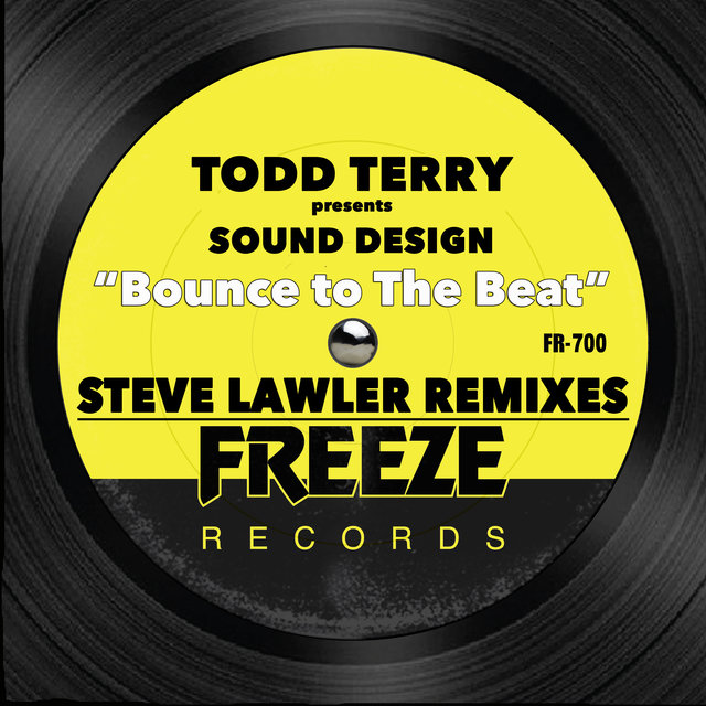 Bounce to the Beat (Steve Lawler Remixes)