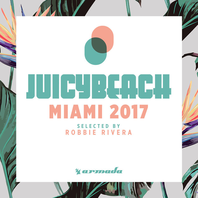 Juicy Beach - Miami 2017 (Selected by Robbie Rivera)