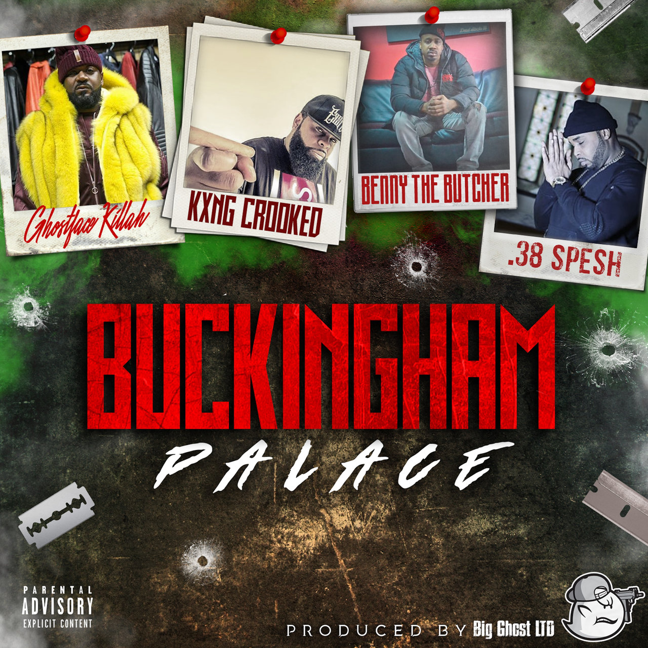 Buckingham Palace (feat. Kxng Crooked, Benny the Butcher & 38 Spesh)