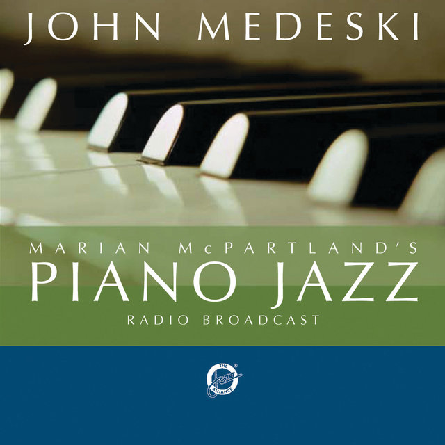 Marian McPartland's Piano Jazz with guest John Medeski