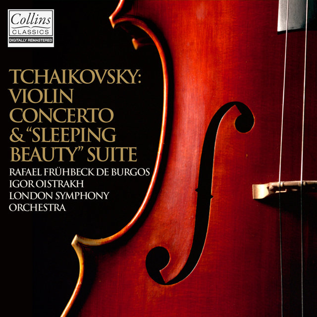 "Tchaikovsky: Violin Concerto & Suite ""Sleeping Beauty"""
