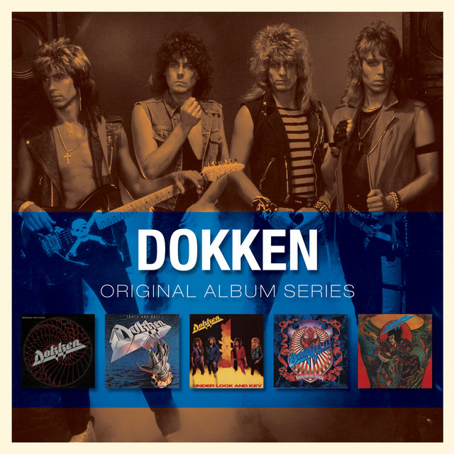 dokken under lock and key remastered