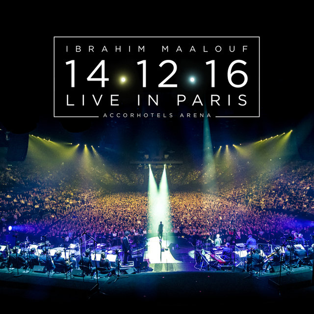 14.12.16 - Live In Paris (Deluxe)