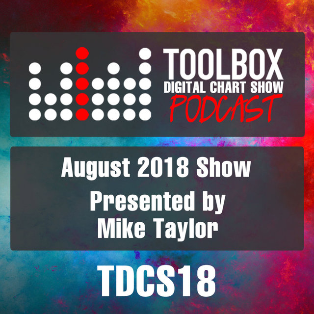 Toolbox Digital Chart Show - August 2018