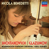 Shostakovich: Violin Concerto No.1 In A Minor, Op.99 (Formerly Op.77) - 1. Nocturne (Moderato)