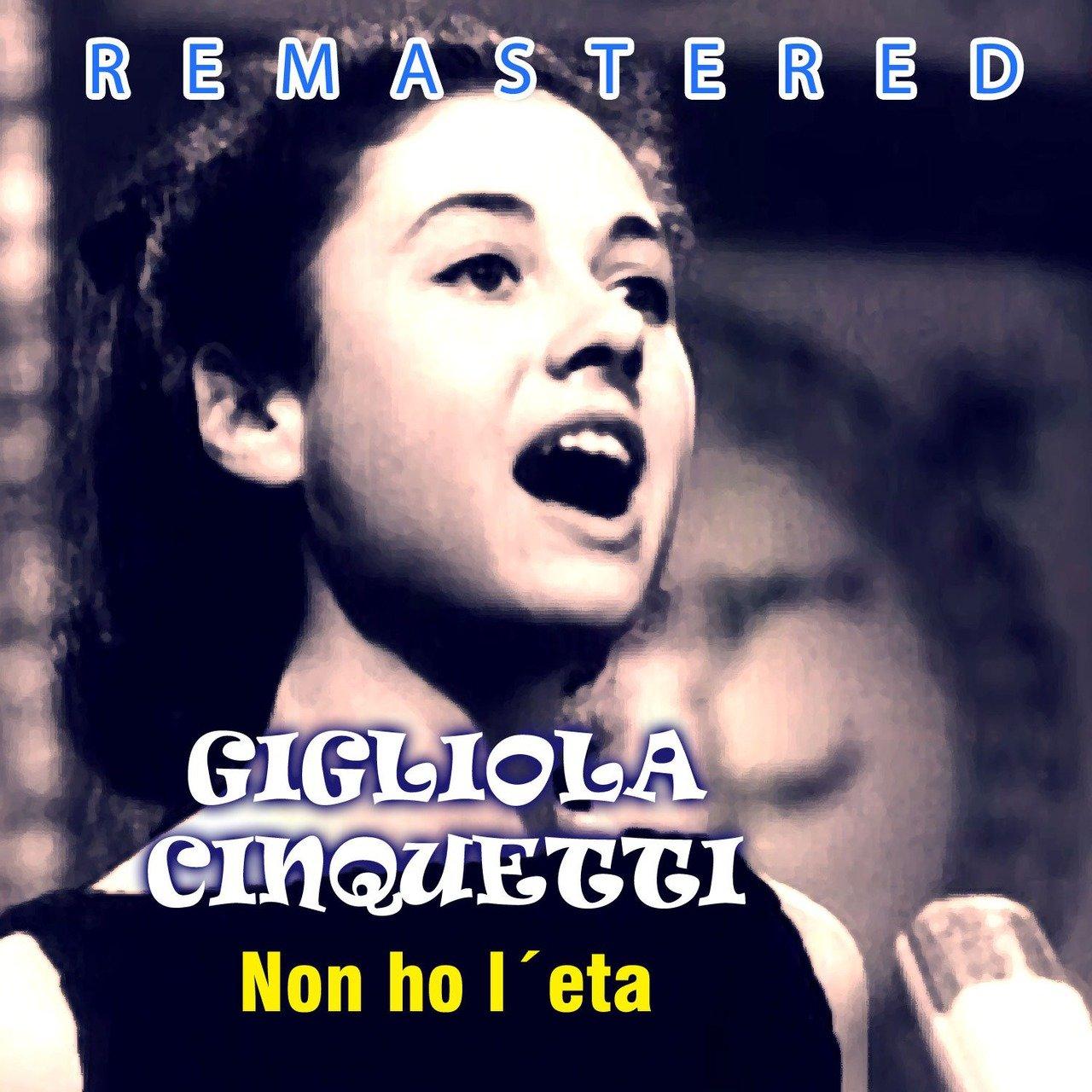 Resultado de imagen para Gigliola Cinquetti - Dio come ti amo (Remastered).