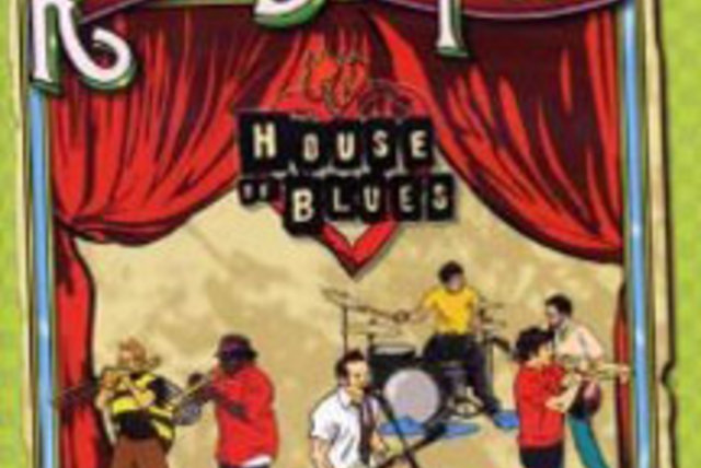 Live At The House Of Blues