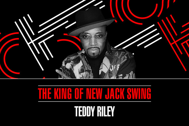 The King of New Jack Swing